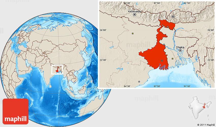 in west bengal