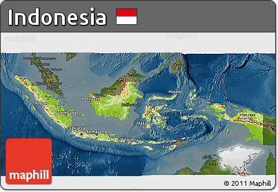 Free download map jakarta 2011