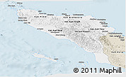 Classic Style Panoramic Map of Aceh