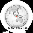 Outline Map of Kab. Buleleng