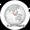 Outline Map of Kab. Semarang