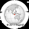 Outline Map of Kab. Situbondo