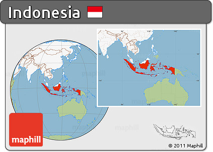 Free savanna style location map of indonesia highlighted continent highlighted continent savanna style location map of indonesia highlighted continent gumiabroncs Images
