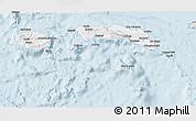 Classic Style 3D Map of Kab. Maluku Tengah