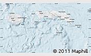 Gray Map of Kab. Maluku Tengah
