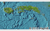 Satellite Map of Kab. Maluku Tengah