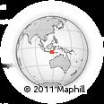 Outline Map of Kab. Sumbawa