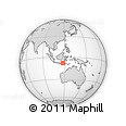 Outline Map of West Nusa Tenggara