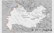 Gray 3D Map of Bakhtaran