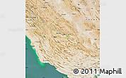 Satellite Map of Fars