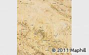 Satellite Map of Hamadan