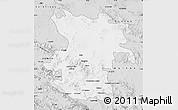 Silver Style Map of Hamadan