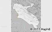 Gray Map of Ilam