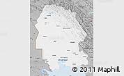 Gray Map of Khuzestan