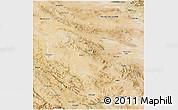 Satellite 3D Map of Markazi