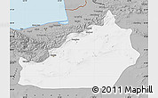 Gray Map of Semnan
