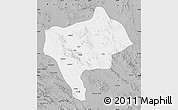 Gray Map of Yazd