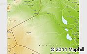Physical Map of Al-Anbar