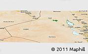 Satellite Panoramic Map of Al-Anbar