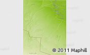 Physical 3D Map of An-Najaf