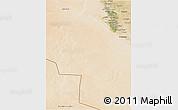 Satellite 3D Map of An-Najaf