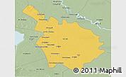 Savanna Style 3D Map of Babil