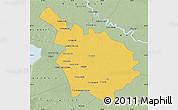 Savanna Style Map of Babil