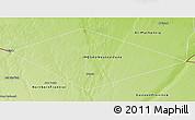 Physical 3D Map of IRQ/SAU Neutral Zone