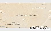 Satellite Map of IRQ/SAU Neutral Zone