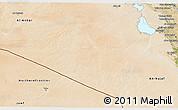 Satellite 3D Map of Karbala
