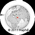 Outline Map of Karbala