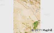 Satellite Map of Misan