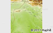 Physical Map of Neineva