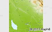 Physical Map of Salahuddin