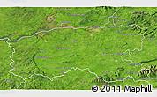 Satellite 3D Map of Limerick