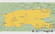 Savanna Style 3D Map of Limerick