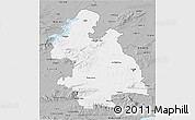 Gray 3D Map of Tipperary