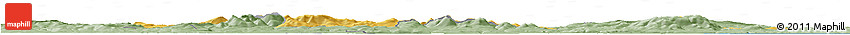 Savanna Style Horizon Map of Tipperary