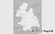 Gray Map of Tipperary