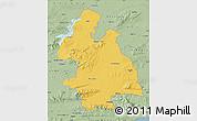 Savanna Style Map of Tipperary