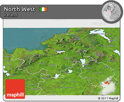 Map Of North West Ireland.Nationstates Dispatch Ireland Map