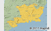Savanna Style Map of South East