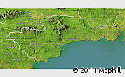 Satellite 3D Map of Waterford