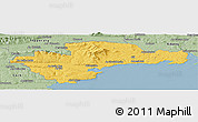 Savanna Style Panoramic Map of Waterford