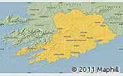 Savanna Style Map of Cork