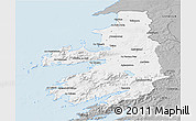 Gray 3D Map of Kerry
