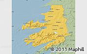 Savanna Style Map of Kerry