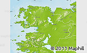 Physical Map of Mayo