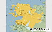 Savanna Style Map of Mayo