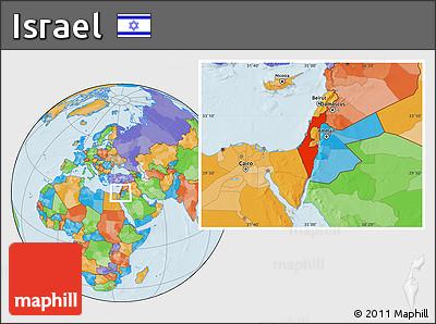 Palestine Middle East Model Arab League Decatur High School - Palestine location